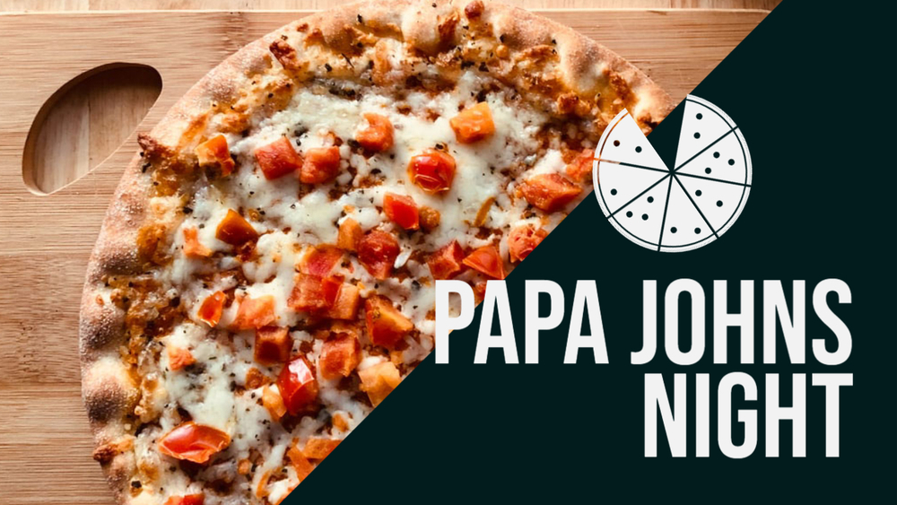 Papa John's Night Sept. 30
