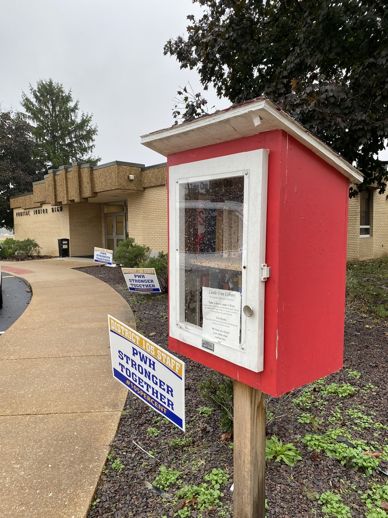 little library outside
