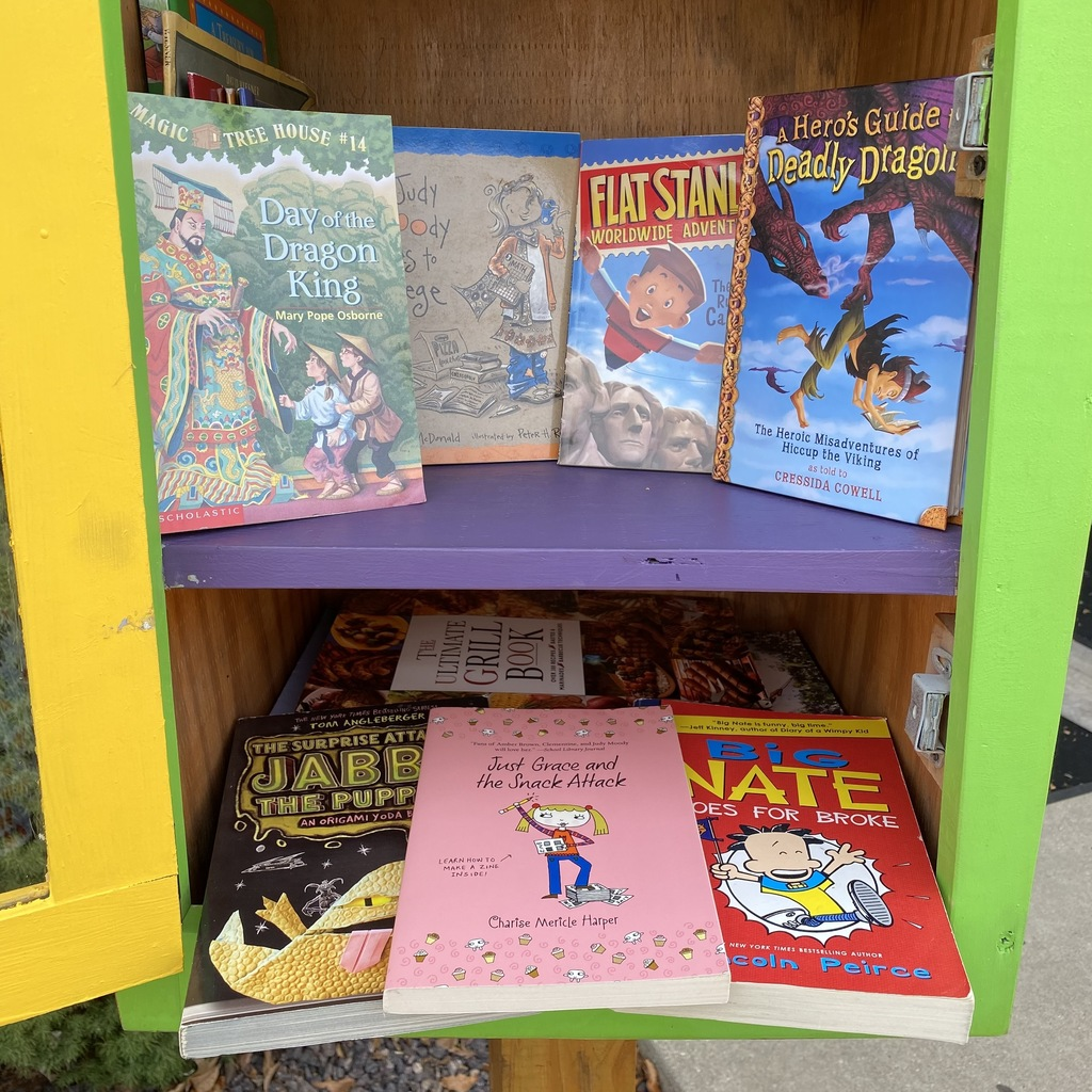 WmH Little Free Library